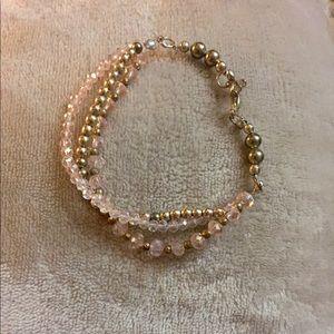 Jewelry - 3 twist bracelet